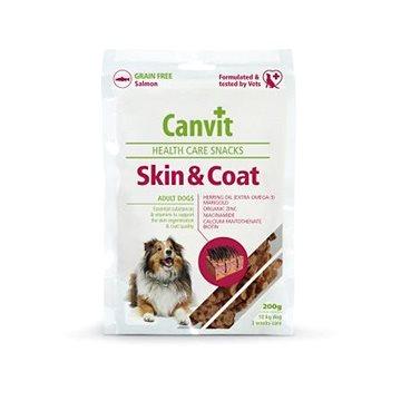 Canvit Snacks Skin & Coat 200g (8595602508723)