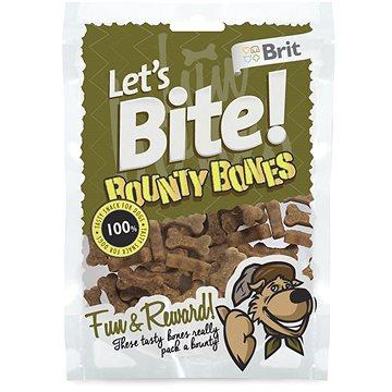 Brit Let´s Bite Bounty Bones 150 g (8595602513741)