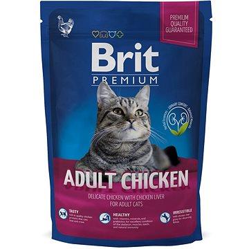 Brit Premium Cat Adult Chicken 800 g (8595602513079)