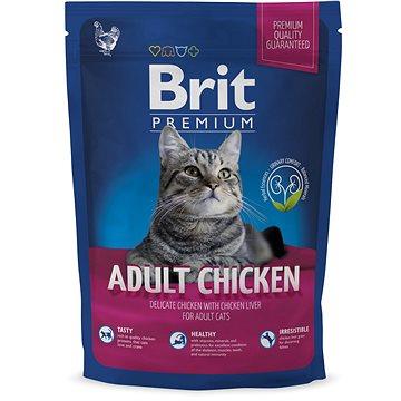 Brit Premium Cat Adult Chicken 1,5 kg (8595602513086)