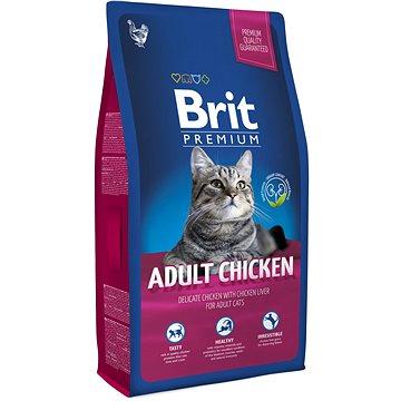 Brit Premium Cat Adult Chicken 8 kg (8595602513093)