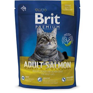 Brit Premium Cat Adult Salmon 300 g (8595602513109)