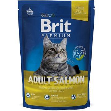 Brit Premium Cat Adult Salmon 800 g (8595602513116)