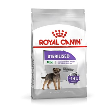 Royal Canin mini sterilised 8 kg (3182550807074)