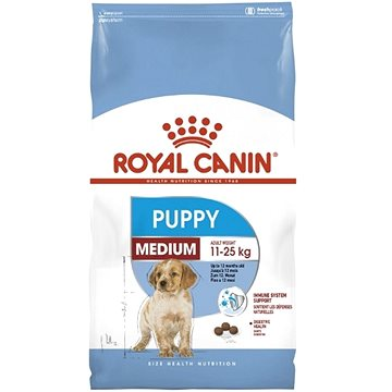 Royal Canin medium puppy 15 kg (3182550402132)