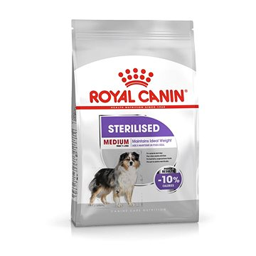 Royal Canin medium sterilised 3 kg (3182550787826)