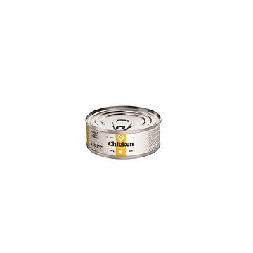MARTY Essential pro kočky 100% maso - kuřecí 100 g (8595174340431)