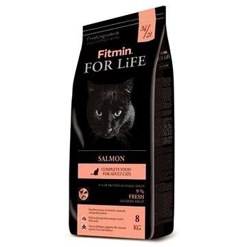 Fitmin cat For Life Salmon - 8 kg (8595237014811)