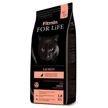 Fitmin cat For Life Salmon - 1,8 kg (8595237014828)