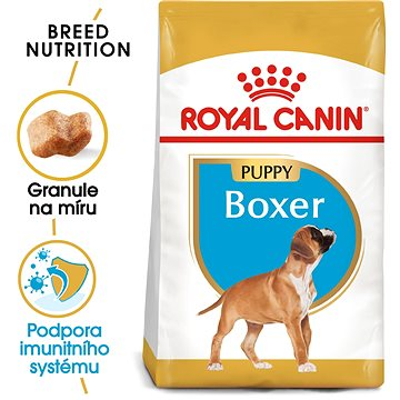 Royal Canin Boxer Puppy 12 kg (3182550743945)