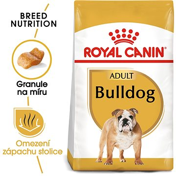 Royal Canin Bulldog Adult 3 kg (3182550719797)
