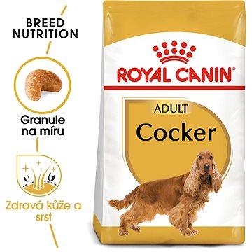 Royal Canin Cocker Adult 3 kg (3182550743709)