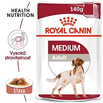 Royal Canin Medium Adult 10 × 0.14 kg (9003579008362)