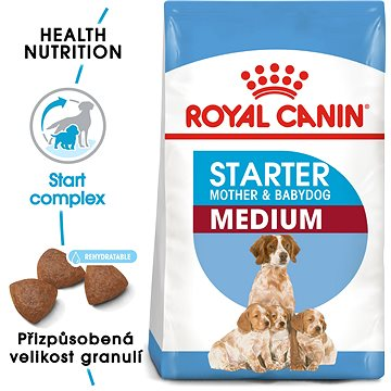 Royal Canin Medium Starter Mother & Babydog 1 kg (3182550778718)