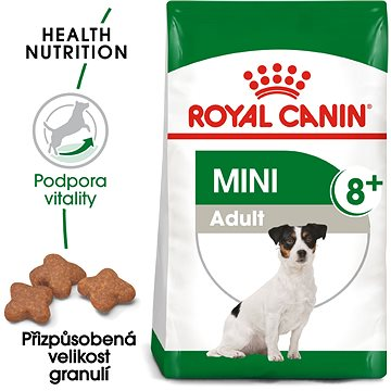 Royal Canin Mini Adult (8+) 0,8 kg (3182550831413)