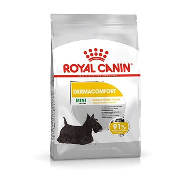 Royal Canin Mini Dermacomfort 1 kg (3182550893886)