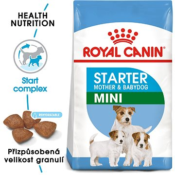 Royal Canin Mini Starter Mother&Babydog 1 kg (3182550778657)