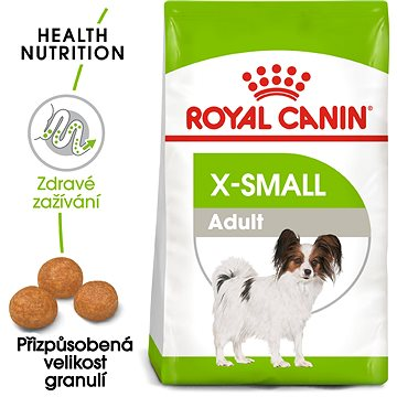 Royal Canin X-Small Adult 0,5 kg (3182550793704)