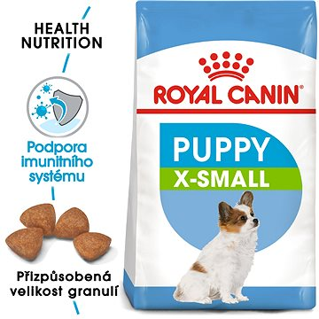 Royal Canin X-Small Puppy 1,5 kg (3182550793612)