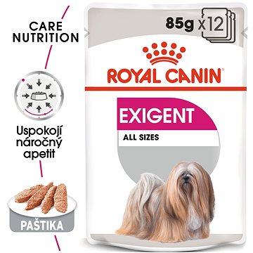 Royal Canin Exigent Dog Loaf 12 × 85 g (9003579009451)