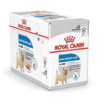 Royal Canin Light Weight Care Dog Loaf 12 × 85 g (9003579008690)