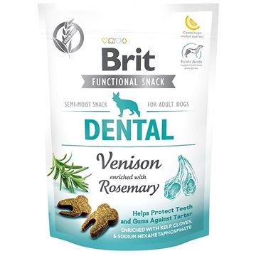 Brit Care Dog Functional Snack Dental Venison 150 g (8595602539949)