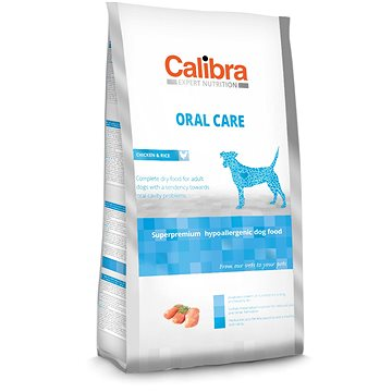 Calibra Dog EN Oral Care 2 kg (8594062082897)