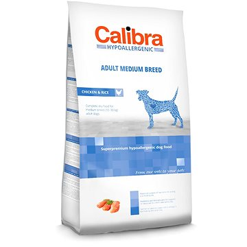 Calibra Dog HA Adult Medium Breed Chicken 3 kg (8594062082729)