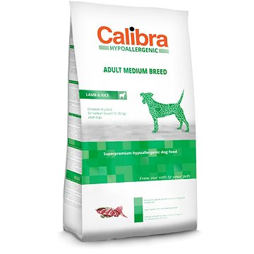 Calibra Dog HA Adult Medium Breed Lamb 14 kg (8594062082736)