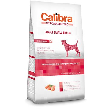Calibra Dog HA Adult Small Breed Chicken 2 kg (8594062082675)