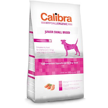 Calibra Dog HA Junior Small Breed Chicken 2 kg (8594062082576)