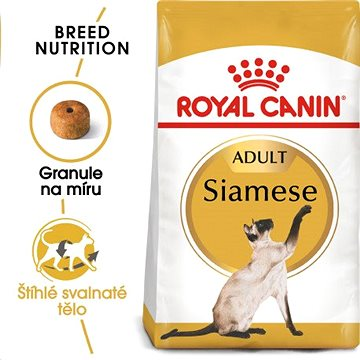 Royal Canin Siamese Adult 10 kg (3182550710701)