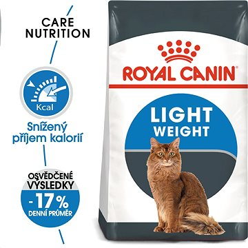 Royal Canin Light Weight Care 2 kg (3182550706827)
