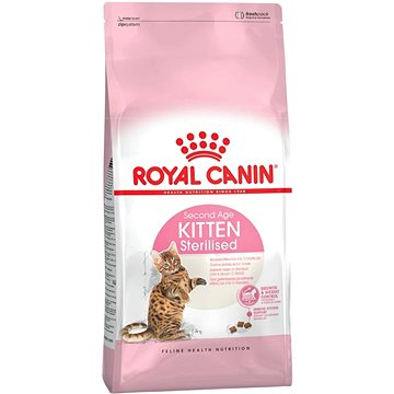 Royal Canin Kitten Sterilised 0,4 kg (3182550805155)