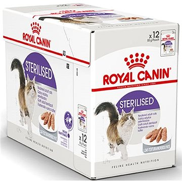Royal Canin Sterilised Loaf 12x 0.085 g (9003579003916)