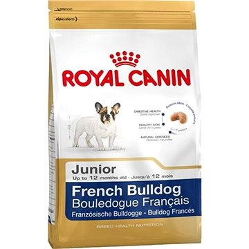 Royal Canin French Bulldog Puppy 1 kg (3182550765220)