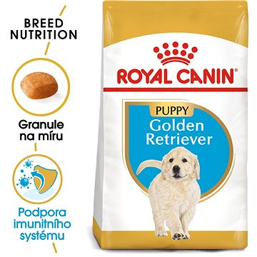 Royal Canin Golden Retriever Puppy 12 kg (3182550751261)