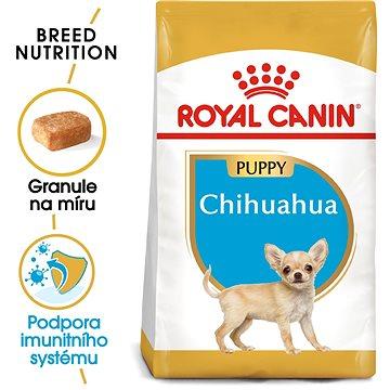 Royal Canin Chihuahua Puppy 0,5 kg (3182550722537)