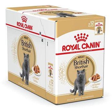 Royal Canin British Shorthair 12 × 85 g (9003579001240)