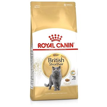 Royal Canin British Shorthair Adult 0,4 kg (3182550756402)