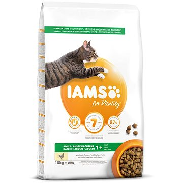 IAMS Cat Adult Chicken 10 kg (8710255125954)