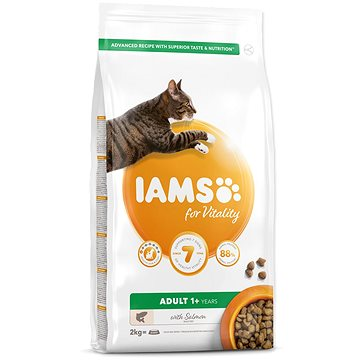 IAMS Cat Adult Salmon 2 kg (8710255150222)