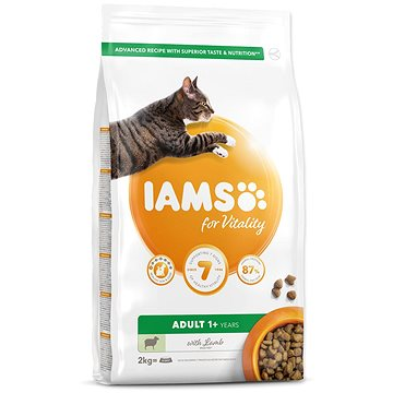 IAMS Cat Adult Lamb 2 kg (8710255151748)