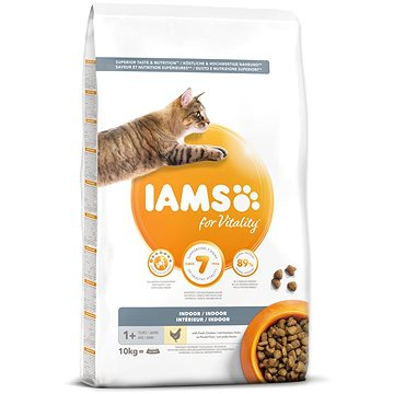 IAMS Cat Adult Indoor Chicken 10 kg (8710255150451)