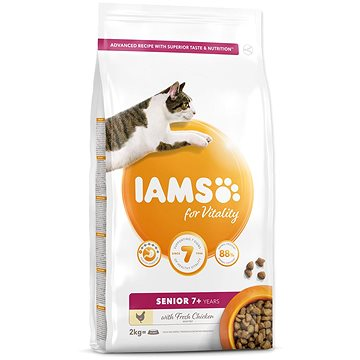 IAMS Cat Senior Chicken 2 kg (8710255150284)