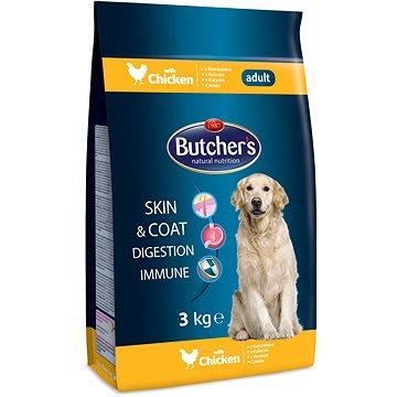 Butcher's granule pro psy Blue s kuřecím masem 3 kg (5011941415094)