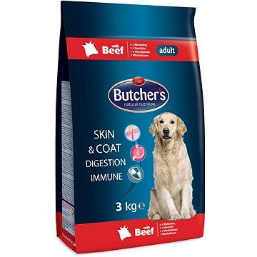 Butcher's granule pro psy Blue s hovězím masem 3 kg (5011941414097)