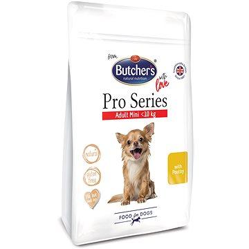 Butcher's Pro Series granule pro malé psy s drůbežím 800 g (5011792003761)
