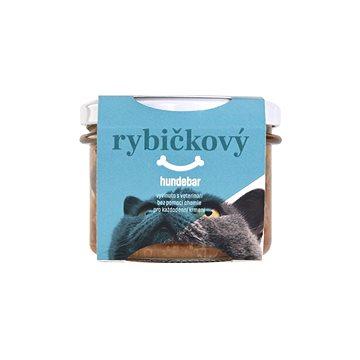Rybičkový Hundebar pro kočičky 200 g (8594198980067)