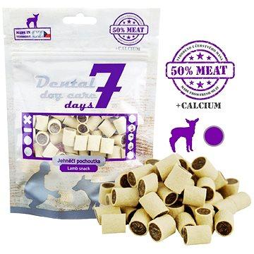 Dental DOG Care 7 days Fresh Meat - Sushi jehněčí 80 g (8595657301560)